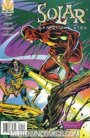 Solar Man Of The Atom #54