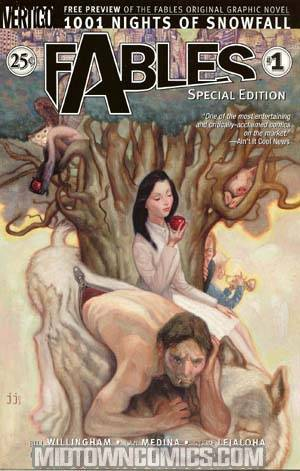 Fables #1 Special Edition
