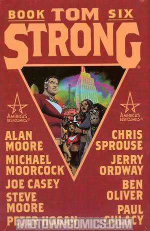 Tom Strong Book 6 HC