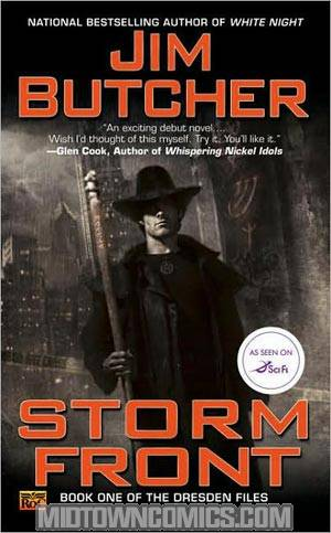 Storm Front The Dresden Files Vol 1 MMPB