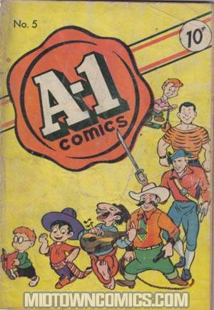 A-1 Comics #5