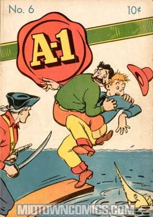 A-1 Comics #6