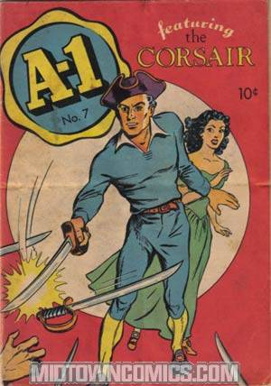 A-1 Comics #7