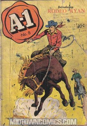 A-1 Comics #8