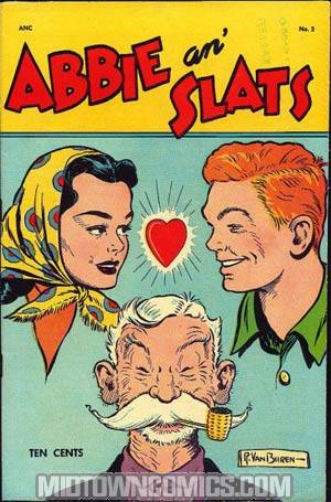 Abbie An Slats #2