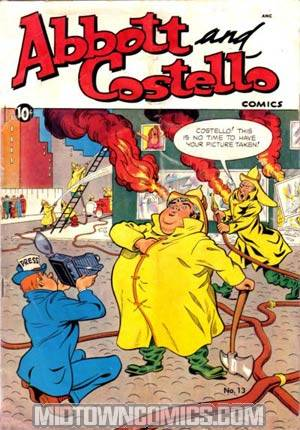 Abbott And Costello #13