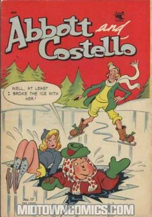 Abbott And Costello #17