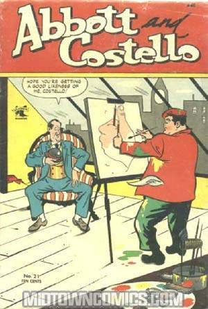 Abbott And Costello #21