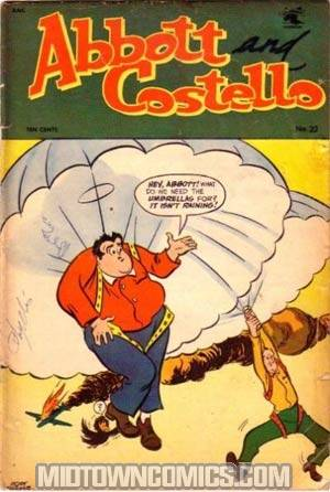 Abbott And Costello #22