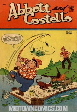Abbott And Costello #24