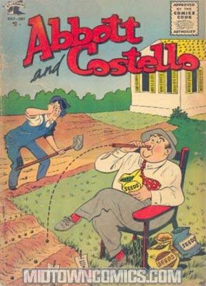 Abbott And Costello #32