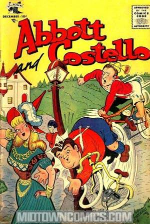 Abbott And Costello #34
