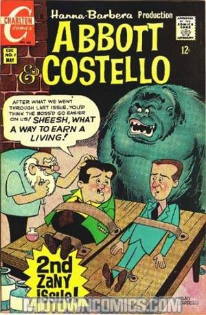 Abbott And Costello (TV) #2