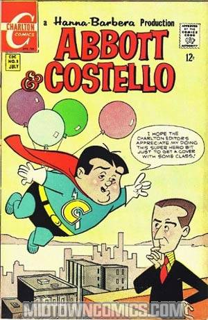 Abbott And Costello (TV) #3