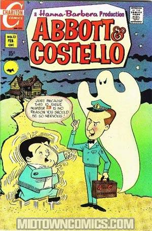 Abbott And Costello (TV) #13