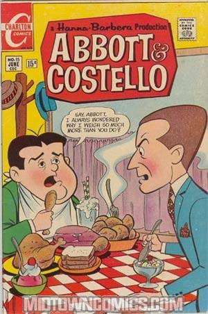 Abbott And Costello (TV) #15