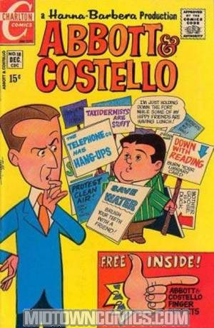 Abbott And Costello (TV) #18