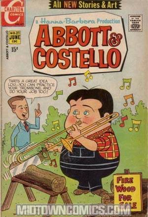 Abbott And Costello (TV) #21