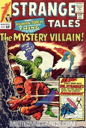 Strange Tales #127