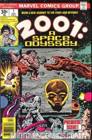 2001 A Space Odyssey #1