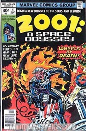 2001 A Space Odyssey #4