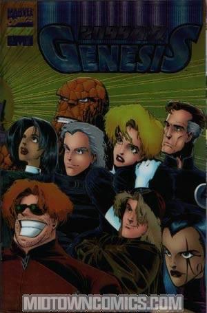 2099 Genesis #1