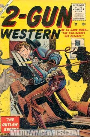 2-Gun Western #4