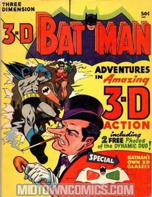 3-D Batman 1966