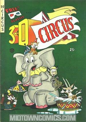 3-D Circus #1