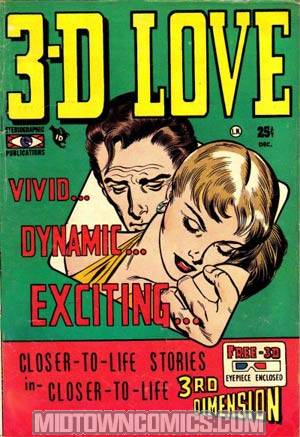 3-D Love #1