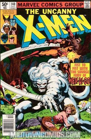X-Men Vol 1 #140