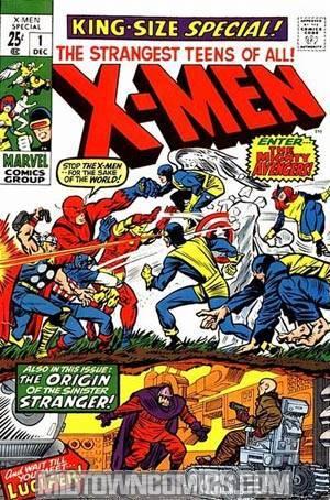 X-Men Vol 1 Special #1
