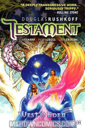 Testament Vol 2 West Of Eden TP