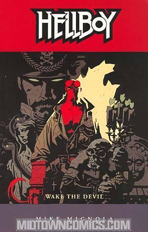 Hellboy Vol 2 Wake The Devil TP