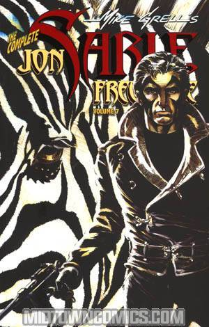 Complete Jon Sable Freelance Vol 7 TP
