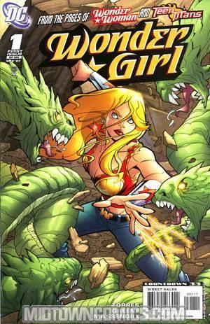 Wonder Girl #1