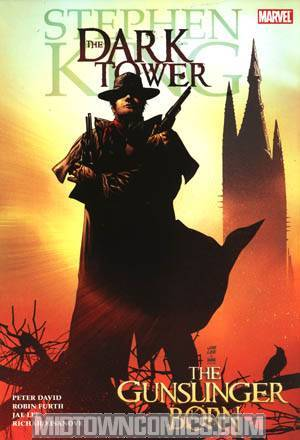 Stephen Kings Dark Tower Gunslinger Born HC