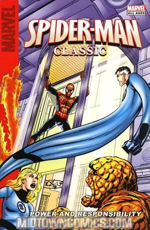 Giant-Size Spider-Man Classics Power & Responsibility