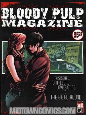 Bloody Pulp Magazine #1