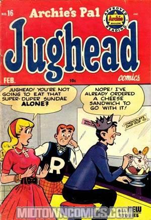 Archies Pal Jughead #16