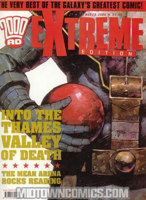 2000 AD Extreme Ed #27