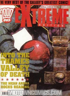 2000 AD Extreme Ed #27