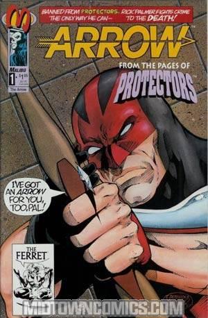 Arrow (Malibu) #1