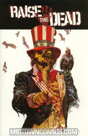 Raise The Dead Vol 1 HC Regular Edition