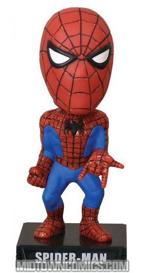 Marvel Classic Spider-Man Wacky Wobbler