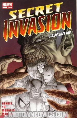 Secret Invasion #1 Directors Cut