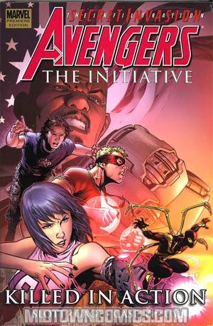 Avengers The Initiative Vol 2 Killed In Action HC