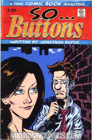 So... Buttons #1 Mini-Comic