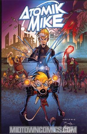 Atomik Mike Vol 2 TP
