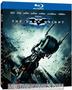 Batman The Dark Knight 2-Disc Blu-ray DVD